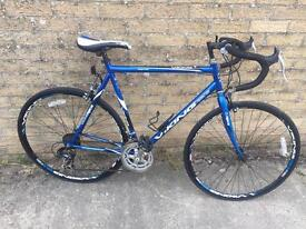 Gents Racer/Road Bike, Good condition, Serviced, Free D-Lock, Lights, Delivery. Warranty.