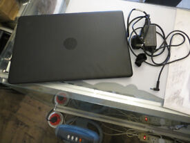 """Hp 17.3"""" Laptop (17ak007na) with windows 10 pre-loaded, including original power adapter."""
