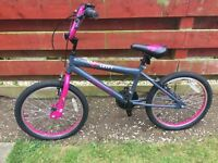 "Girls BMX bike 20"" wheel"