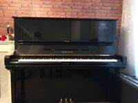 Yamaha U3 reconditioned by Yamaha - FREE delivery