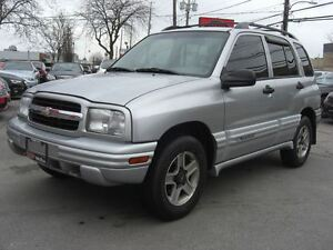 2002 Chevrolet Tracker 4WD