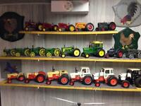 Collectable tractors and cars