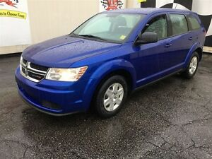 2012 Dodge Journey SE Plus, Automatic,  Bluetooth, Only 63,000km