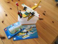 Lego City Sea Plane