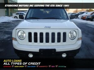 2014 Jeep Patriot 4X4 extremely clean
