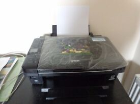 Epson Stylus SX425W Colour Inkjet Printer/Scanner/Copier All-In-One & Wi-Fi £40ono