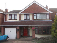 5 Bed detached house for sale, Much sort after location, Stoney Stanton, Leicestershire