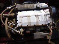 Lombardini 4 cylinder Inboard Boat Engine