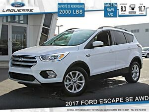 2017 Ford Escape **SE*AWD*NAVI*CAMERA*CRUISE*A/C**