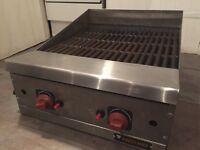 2 burner gas grill