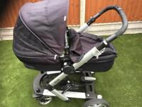 MAMAS AND PAPAS 3-1 skate system with isofix