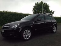 Vauxhall Astra 1.4i 16v Active Hatchback 5d 1364cc Black /LONG MOT/Private Seller/ History Service