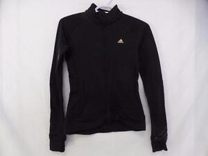 ADIDAS, small, black zip up exercise, workout, running, outdoor, yoga, fitness jacket with thumb holes, BNWOT
