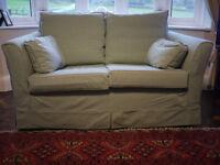 2 Wesley-Barrell Wychwood 2 seater sofas