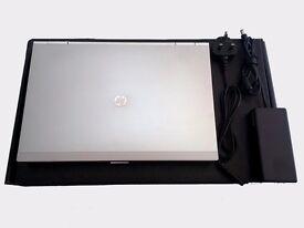 Better Value than Macbook Pro, HP Elitebook 2.6GHZ Core i5 vPro, 8GB RAM, 500GB HD, DVDRW, WiFi, BT