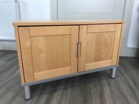 Ikea Effectiv Storage Cupboard Birch