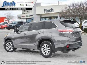 2014 Toyota Highlander***B-up Cam, 47K Only,Mint*** London Ontario image 4