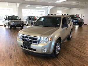 2012 Ford Escape XLT 4WD [3L/V6]