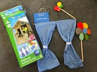 Wendy House/Play House accessories set