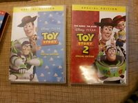 Toy Story Trilogy DVD in Excellent Condition