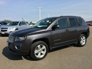 2017 Jeep Compass High Altitude 4WD *Heated Leather*