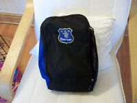Everton boot bag
