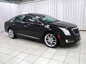 2017 Cadillac XTS ONE OWNER 3.6 L AWD SEDAN