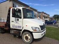 Hino 185 tow track with 250000 KM