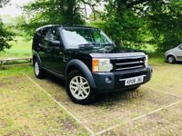 Land Rover Discovery 3 2.7 TD V6 XS Commercial 5dr Auto- Mot Until Feb 2019 No Advisories - NO VAT