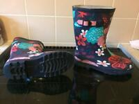 Animal wellies