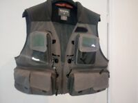 Pre owned Simms Fly Fishing Guide Vest Size Medium