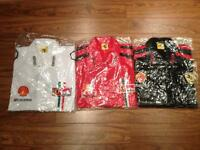 FERRARI-BMW-MERCEDEZ-SHIRTS BRAND NEW
