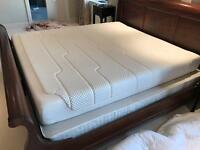"Tempur ""Cloud"" Super King Mattress"