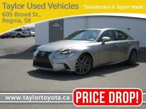2015 Lexus IS 250 F SPORT