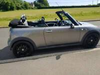 Mini Cooper s cabriolet 2006 new mot 93k