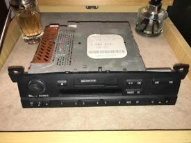 Bmw e46 stereo original bmw e46 stereo. Alpine or pioneer