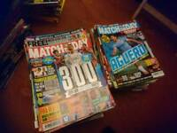175 Match of the Day Magazines and 6 Match of the Day yearly annuals