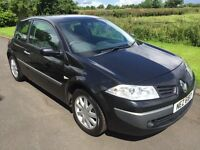 2007 Renault Megane 1.6 16v Sport Hatch DYNAMIQUE 1yrs Mot 1 owner 6mth warranty