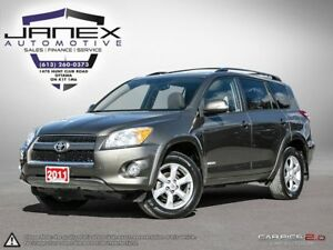 2011 Toyota RAV4 Limited HEATED LEATHER SEATS | CRUISE | SUNR...