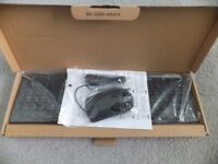Dell computer corded keyboard and mouse (Brand New)