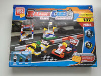 2 Mega Bloks, Racing Cars and Star Fighter