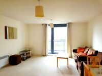 Stunning 1 bed flat in WAPPING. 15 min walk to Tower Hill underground. 3rd floor. Balcony. Furnished