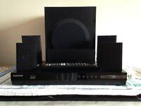samsung sound surround with bluray dvd player