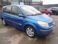 Renault GRAND SCENIC Dynamique 16V,1598 cc 7 seat MPV,great all round family car,only 69,000 miles