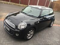 Mini Cooper one D Diesej hpi clear 2010 bargin