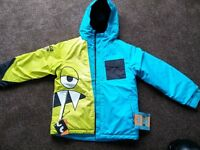 Youth / kids brand new with tags, ski or snowboard jacket