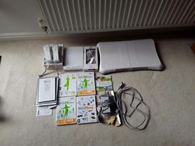 Ninetendo Wii and Accessories