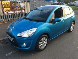 """""CITROEN,C3,VTR+HDI,1.4cc,DIESEL,68BHP,2010,MANUAL,BLUE,LOW MILES"""""