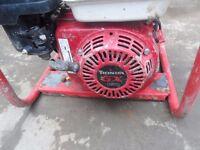 petrol Honda generator GX160.