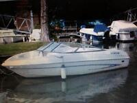 BATEAU, SPEED BOAT GLASTRON 8 PASSENGER INBOARD ALSO F150  FORD